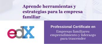 Certificado Profesional en Empresas Familiares