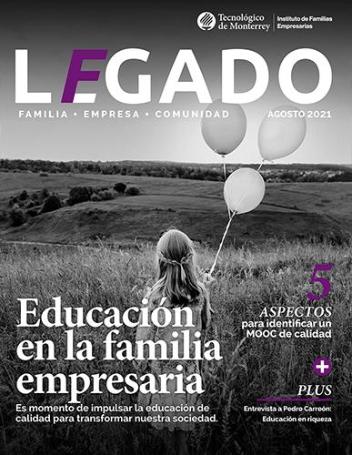 Revista LEGADO Agosto 2021
