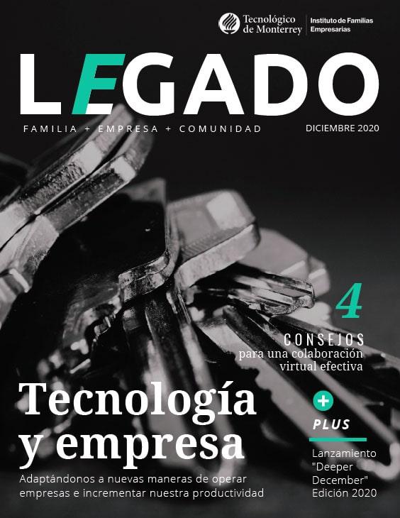 Revista Legado Diciembre 2020