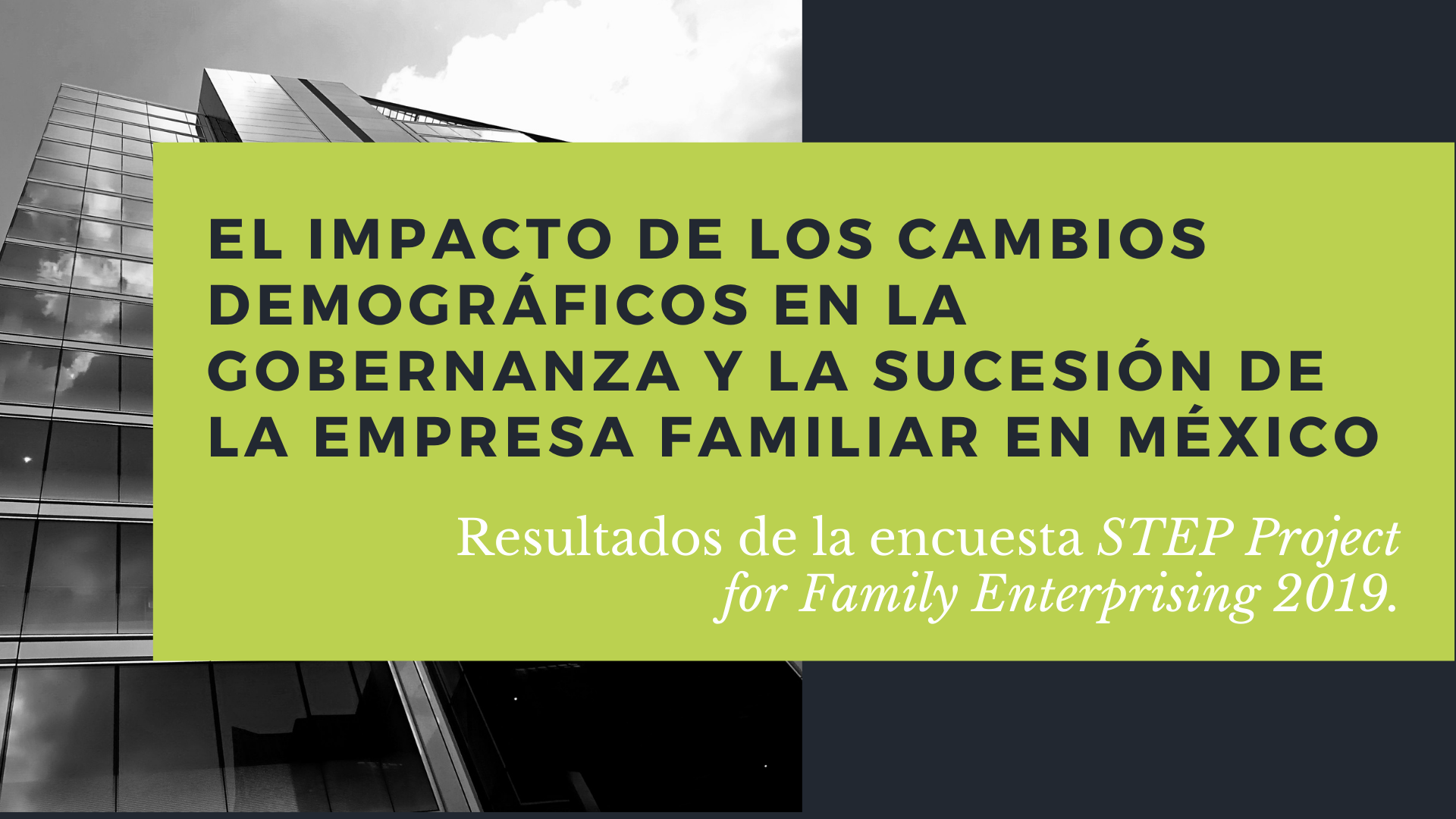 Reporte STEP México 2019