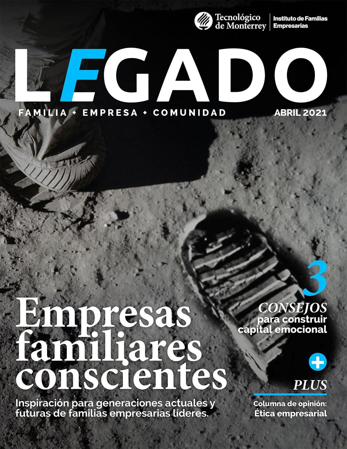 Revista LEGADO Abril 2021