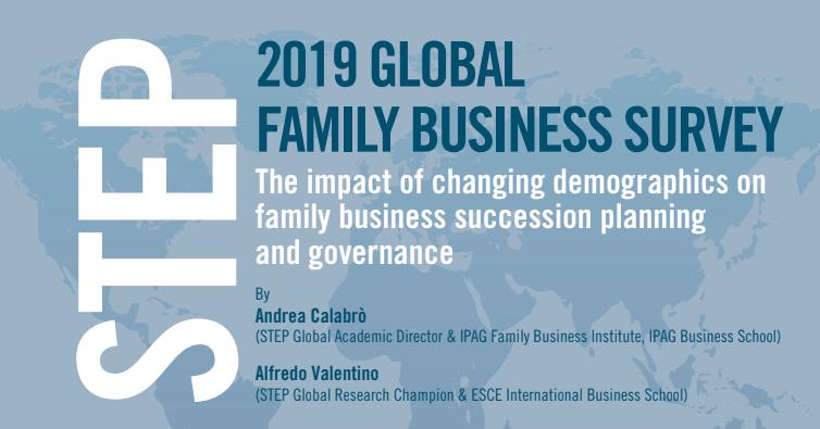 2019 STEP Encuesta Global de Empresas Familiares