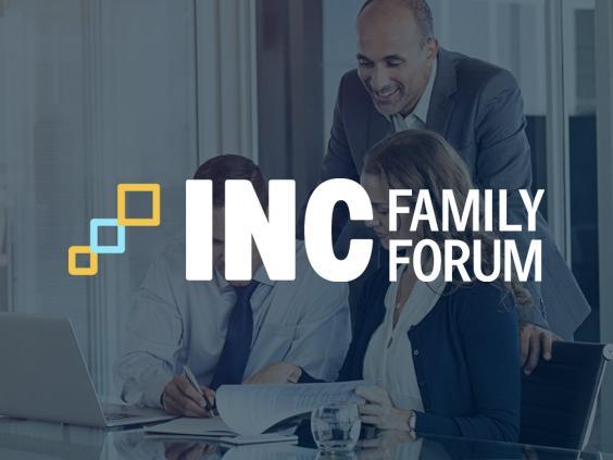 """INC Family Forum 2020: Experiencia para la Familia Empresaria """"Innovación y Propósito que inspira"""""""