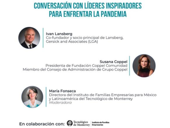 Experiencias a Flor de Piel de la Familia Empresaria: Conversación con Líderes inspiradores para enfrentar la Pandemia