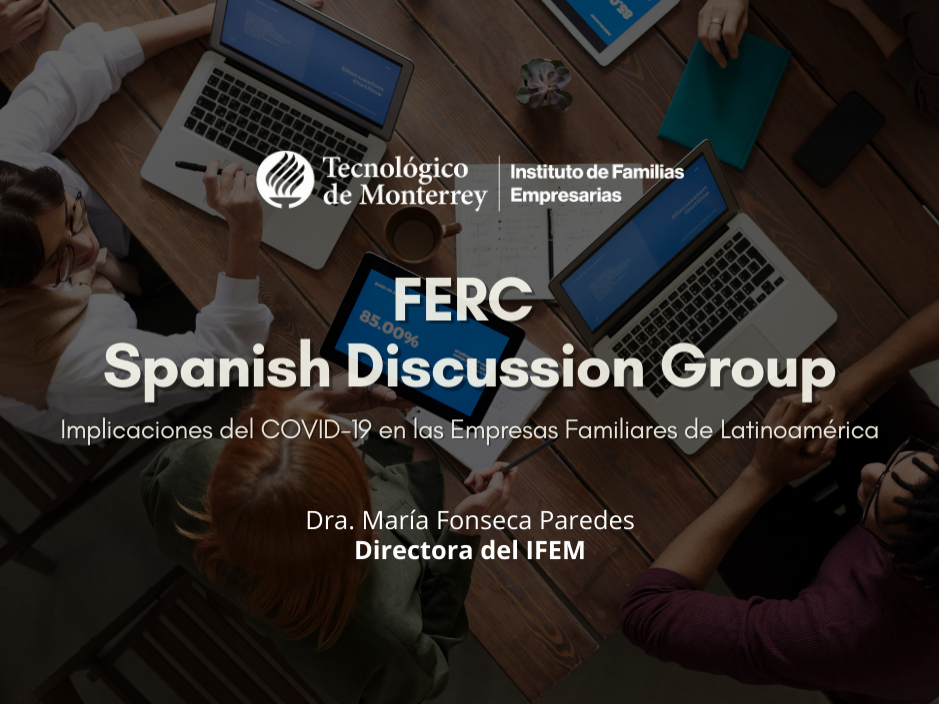 FERC Spanish Discussion Group