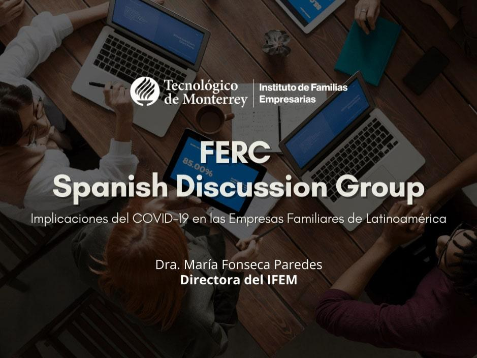 FERC Spanish Discussion Group