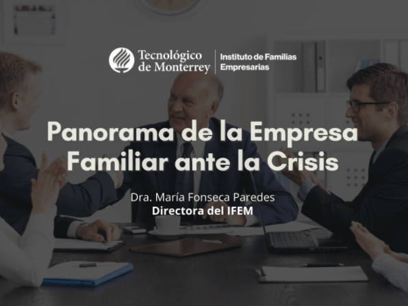 Webinar de Canintex: Panorama de la Empresa Familiar ante la Crisis
