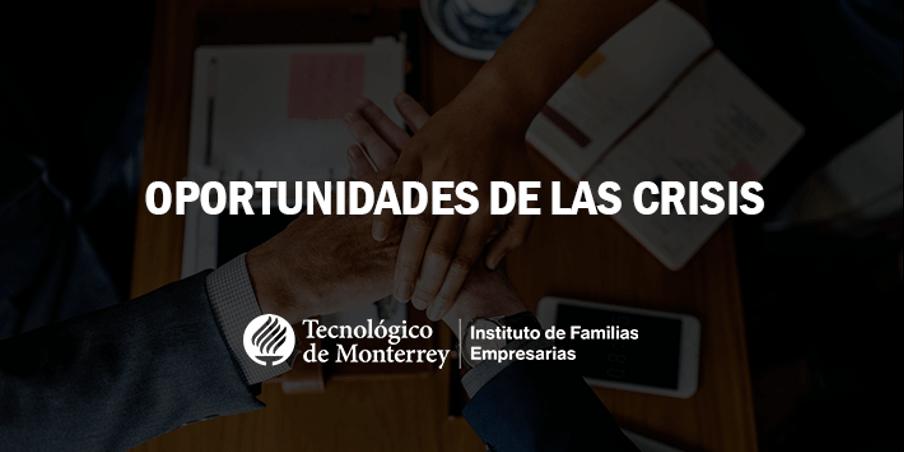 Oportunidades de las crisis | Blog