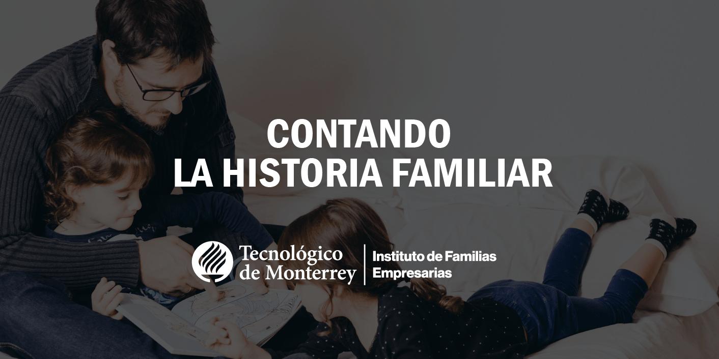 Contando la historia familiar | Blog